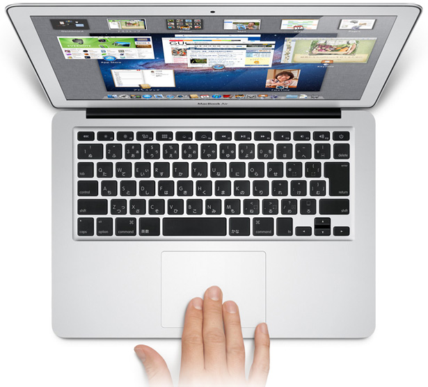 MacBook Air/Ivy Bridge