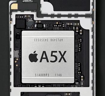 「A5X」チップ