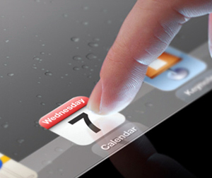 iPad 3 Retina ディスプレイ