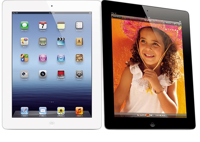 第三世代の新型「iPad」