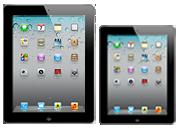 8インチ vs 9.7インチ iPad