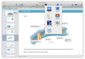 iBooks Author 1.0.1