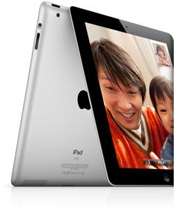 iPad 3、シャープ「IGZO」採用の可能性