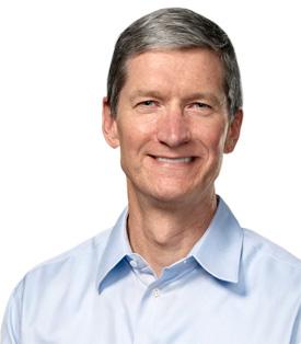 Apple ティム・クック CEO