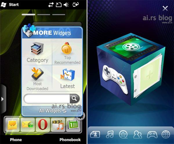 OMNIA II/Windows Mobile 6.5