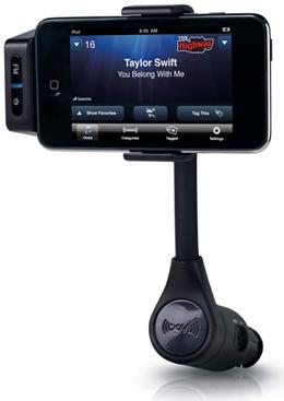 米Sirius XM、iPhone/iPod touch向け衛星ラジオアダプター「XM SkyDock ...
